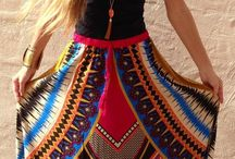 Hippies clothes