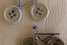 Ideas / Button a wire bikes