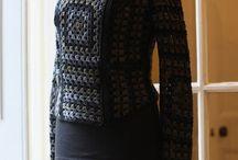 crochet garments (mostly) / crochet stuff
