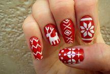 Christmas Nail <3