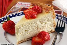 Cheesecakes / One of the most versatile desserts to make are cheesecakes -the flavor combinations are endless!