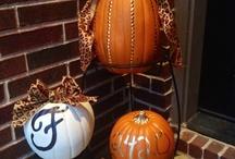 Fall creations