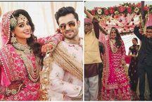 Shoaib Ibrahim - Dipika Kakar Pics, Wedding