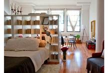 Interior: Small space