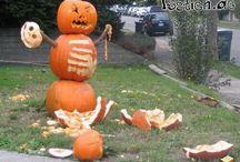 Herbst Halloween