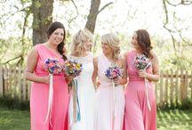 Bridesmaids | Kerry Bartlett Photography