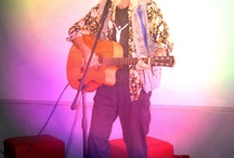 Stage photos / Bard of Ely live on stage at various venues in the UK and Tenerife