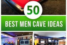 Man Cave Game Rooms