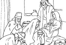 Bible: Jesus & the Wise Men's Gifts / by Debbie Jackson