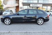 Audi A4 'AVANT 2,0 TDI / 170 cv quattro advance, anno 2010, kilometri 122000 km, cilindrata 1968c.c., cambio manuale, carburante diesel, carrozzeria station wagon, colore interni grigio, colore esterno blu