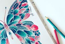 Colouring Inspiration