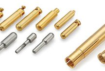 PLUG & PINS /  We Manufacture, Export and supply High Precision Components all over INDIA, Europe, Middle-east, and Asian Countries. Our unit is located at Jamnagar (Gujarat), connected with all four logistics zones Sea, Airways, Railways and Roadways. We also specialize in manufacturing custom components as per custom specification and requirements. For any of your requirements go through our wide product range and send us your drawing if the same matches in respect to your product range.