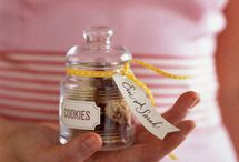 wedding: favors. / All of those fun mementos from your wedding day.