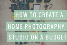 Home Photography Studio Ideas