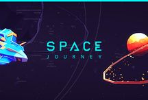 Space Journey - Unity3D - Asset Store / Link: u3d.as/ibD || Space Journey contains everything that you could imagine to create cutting edge Space Game. Starting with beautiful art, through animations, space effects and finally ending with some really useful plugins! #space #unity3d #assetstore #lowpoly #ios #game #appstore #indiegame