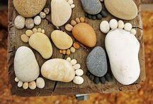 piso de piedras