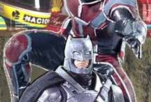 IRON STUDIOS / Iron Studios are high quality collectible statues and action figures and include many characters from movies, comic books and more.  Just some of the current lines include: Avengers: Age Of Ultron Ayrton Senna Batman Arkham Knight Batman vs Superman Captain America: Civil War Ghostbusters Guardians Of The Galaxy Star Wars Suicide Squad