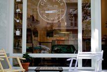 Cafés & Restaurantes