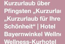 Urlaubsangebote / Urlaubsangebote aus dem Bayernwinkel - Urlaub mit Yoga, Klang und Natur, Aktivurlaub in Bad Wörishofen/Allgäu