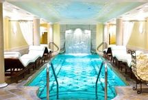 ## Health: Spas ## / Dream Travel Magazine has put together this board of the best spas from around the world.
