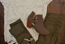 Shopping List (Clothes)...