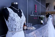 A look Inside SSY! / A little look inside our bridal boutique!