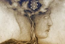 Art {Metaphysical, Sacred, Cosmos & Divine} / by Danielle Ward