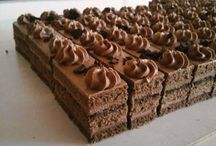 čokoládové rezy