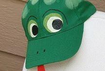 DIY baseball cap