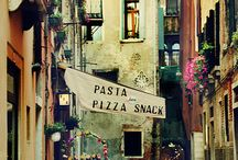 Italy / Various places in Italy!