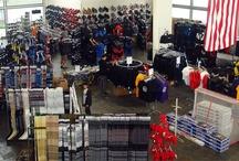 Hockey Equipment Store / by Hockey Tron