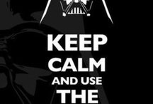 Keep Calm / Keep Calm, and read the poster. / by Sarah Katharine
