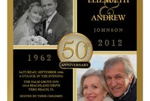 50th anniversary / by Bobbette Carnley