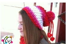 Crocheted with Love / by Kim Anderson