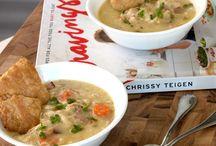 Chrissy's recipes