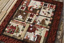 Quilts - kerst
