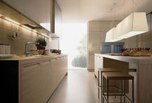 Interiors: Kitchen