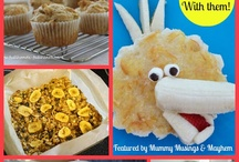 Healthy Foods For Kids / by WC Mommee