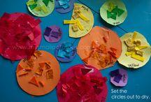Preschool Fun! / by Angela Schramm
