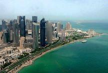 Doha -  capitala statului Qatar din Orientul Mijlociu! / Cu siguranța o să fiți impresionați de stilul de viața extravagant, de zgârie nori și mașinile luxoase. www.trip-tour.ro