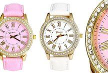 Hodinky, hodiny, orloje