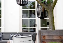 loving outdoors / ideas for patio & terrace & balcony