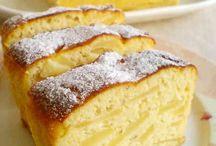 ノンオイルノン小麦粉おから林檎ケーキ