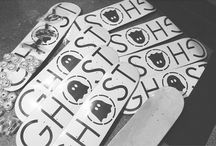 Ghost skateboards
