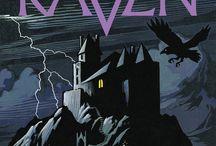 David Pelham e Christopher Wormell - The Raven