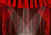 The Curtain Goes UP / Graduation Ideas - 2014