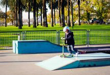 Skate Parks - CBD