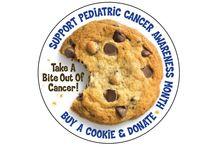 EXPIRED | Corky's Cookies 4 Cancer / EXPIRED | (Thank you for all who supported Corky's Cookies 4 Cancer!) September is Pediatric Cancer Awareness Month.  Let's Take a Bite out of Cancer with Corky's Cookies 4 Cancer!  Buy a Cookie & Donate! #corkyscookies4cancer
