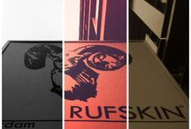 Rufskin amsterdam boutique / Our boutique