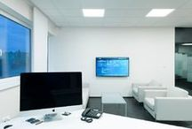 LED lighting Installations / Pin cost saving and environmental friendly LED installations!